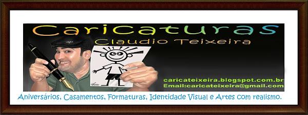 Caricaturas e Caricaturados by Claudio Teixeira