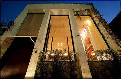 Restaurant  D.O.M en Sao Paulo, Brasil