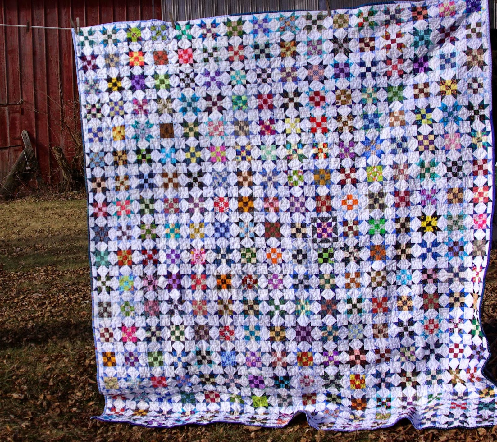 Sane, Crazy, Crumby Quilting: Blogger's Quilt Festival - Scrappy ... : sisters quilt festival - Adamdwight.com