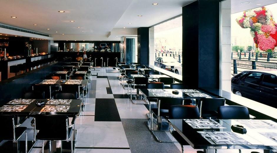 Nuestras escapadas familiares nuef restaurante metropol - Restaurante hotel domine bilbao ...