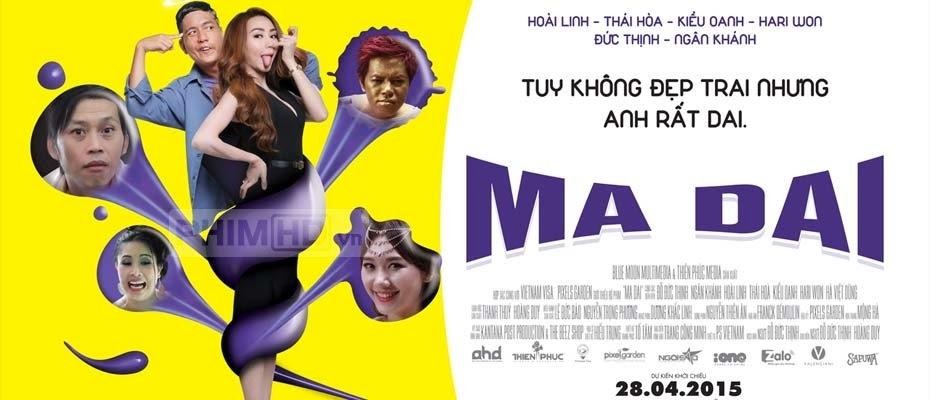 Ma Dai - 2015