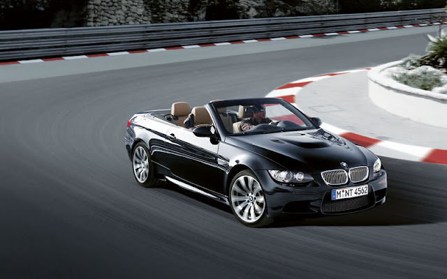 2008 BMW M3 Convertible Black