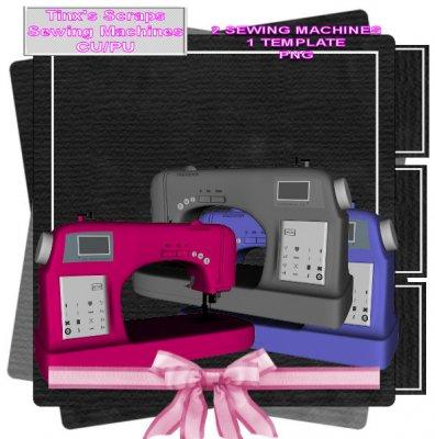 CU sewing machine