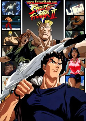 STREET FIGHTER II VICTORY (serie) AS-Street-Fighter-POSTER-300x424