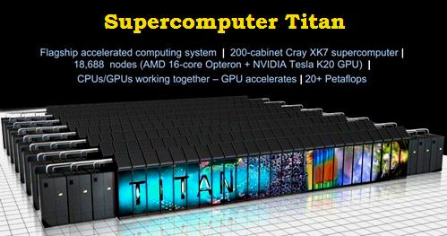 superordenador titan