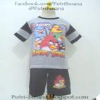 baju kartun anak angry birds