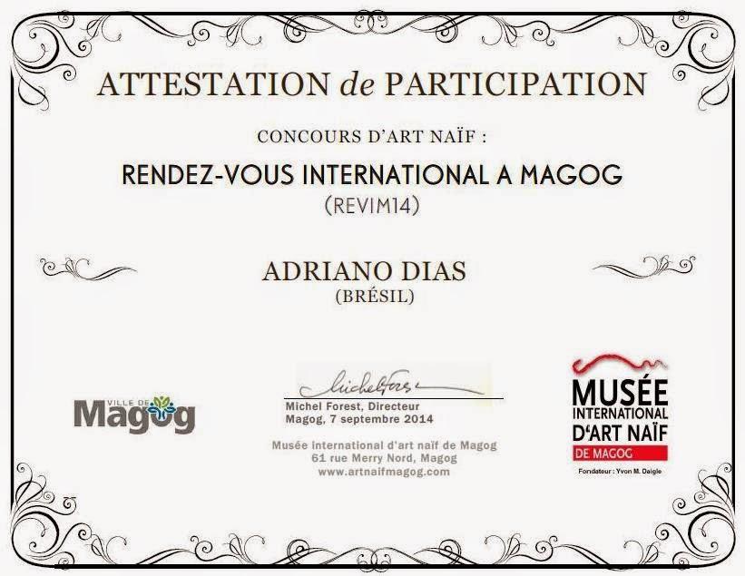 Participação em Magog