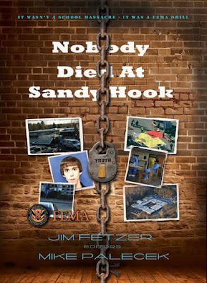 """CENSURA DE CHOQUE: Amazon.com proíbe livro investigativo """"Ninguém Morreu em Sandy Hook 'porque ele não concorda com a versão do governo do que aconteceu?"""