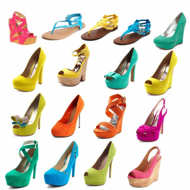 ZAPATOS COLOR NEON - ZAPATOS DE MODA EN COLORES NEON  via http://xn--nias-hqa.blogspot.com/2014/02/zapatos-color-neon-zapatos-de-moda-en.html#.UwWQ5mJ5OLc