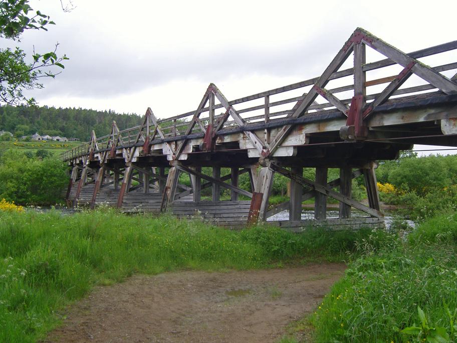 The happy pontist scottish bridges broomhill bridge