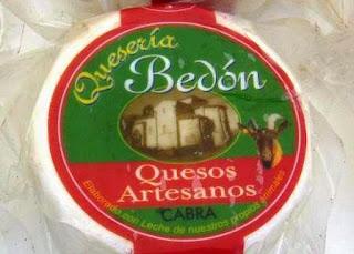 Pieza de queso Bedón