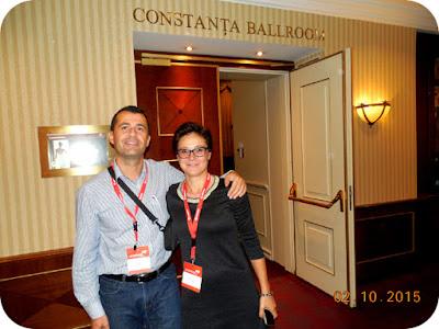 Poza a la Constanta cu Diana Slav