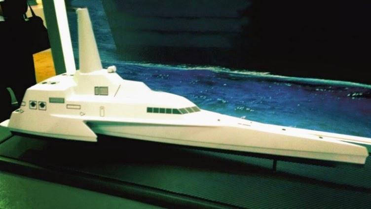 Indonesia mengakusisi empat kapal patroli siluman Klewang Class