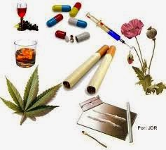 Drogas mas comunes