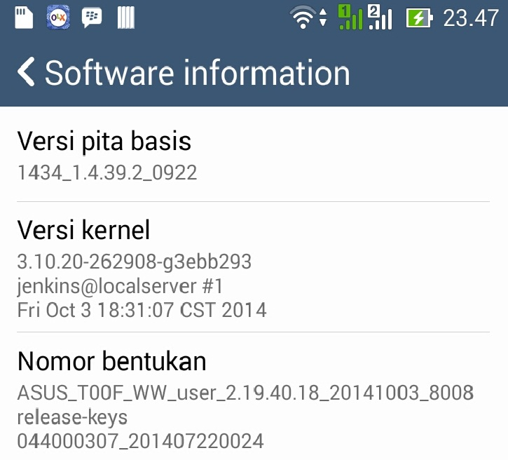 Cara Root Android Asus Zenfone 5 ke Android KitKat ...