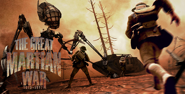 The Great Martian War v1.2.2 APK MOD