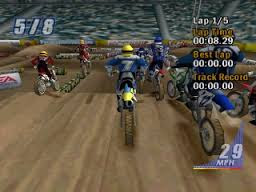 Download EA Sports SuperCross PS1 ISO For PC Full Version Free Kuya028