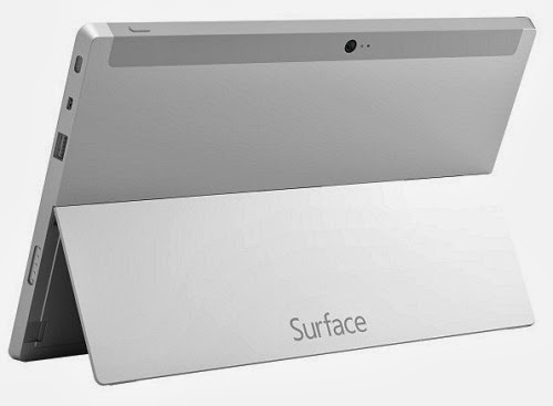 Il Microsoft Surface 2, con Windows RT 8.1