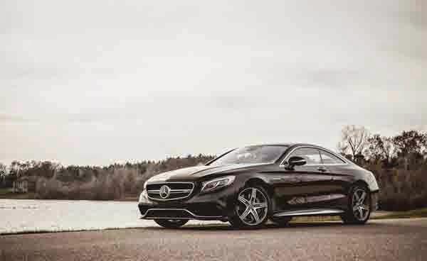 2015 Mercedes Benz S Class S63 AMG 4Matic