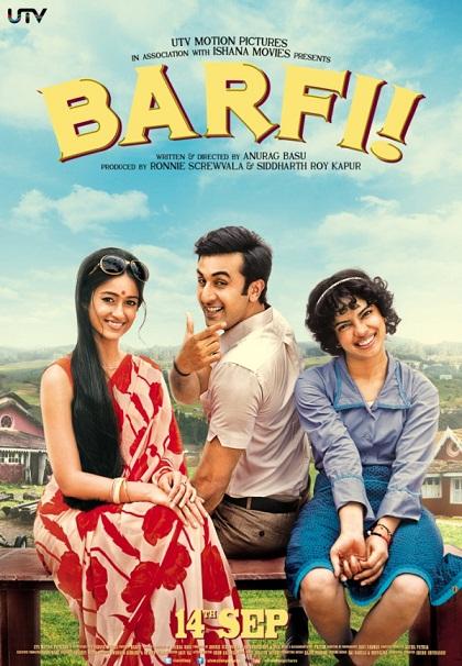 Barfi! 2012