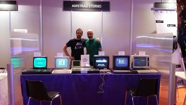 """""""Nadie se podrá ir de Alicante sin probar el primer ordenador de Amstrad"""". Entrevista a Amstrad Eterno"""
