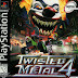 Game Twisted Metal 4