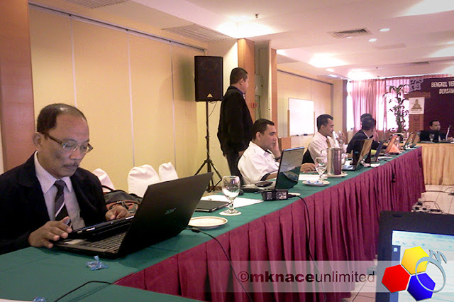 mknace unlimited | bengkel verifikasi data emis jun 2012 johor