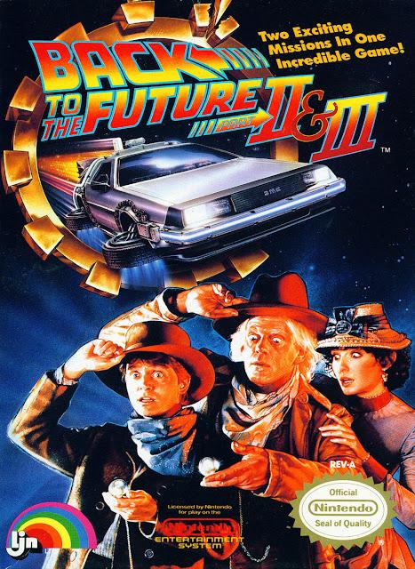 Tutti i videogiochi di Ritorno al Futuro