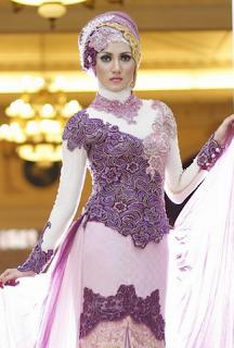 Baju Muslim Kebaya Modern