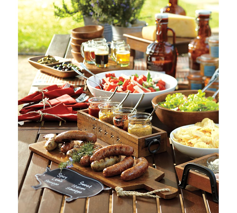Backyard Barbeque Decorations