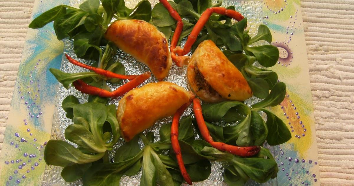 Les recettes chouettes de sissi chausson de homard - Comment cuisiner le homard cuit surgele ...