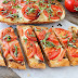 How To Make Caprese Garlic Bread
