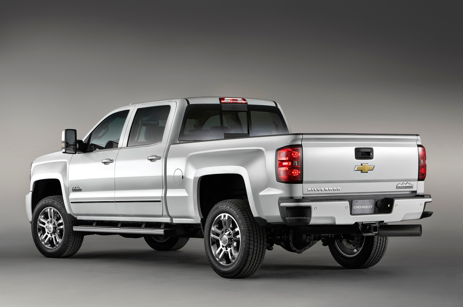 2015 Chevy Silverado HD High Country First Look