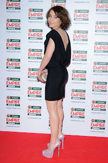 Noomi Rapace at the Empire Film Awards