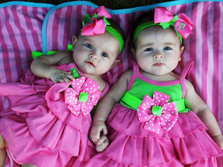 Cute Twin Baby Boys, Baby Girls Image Collections5