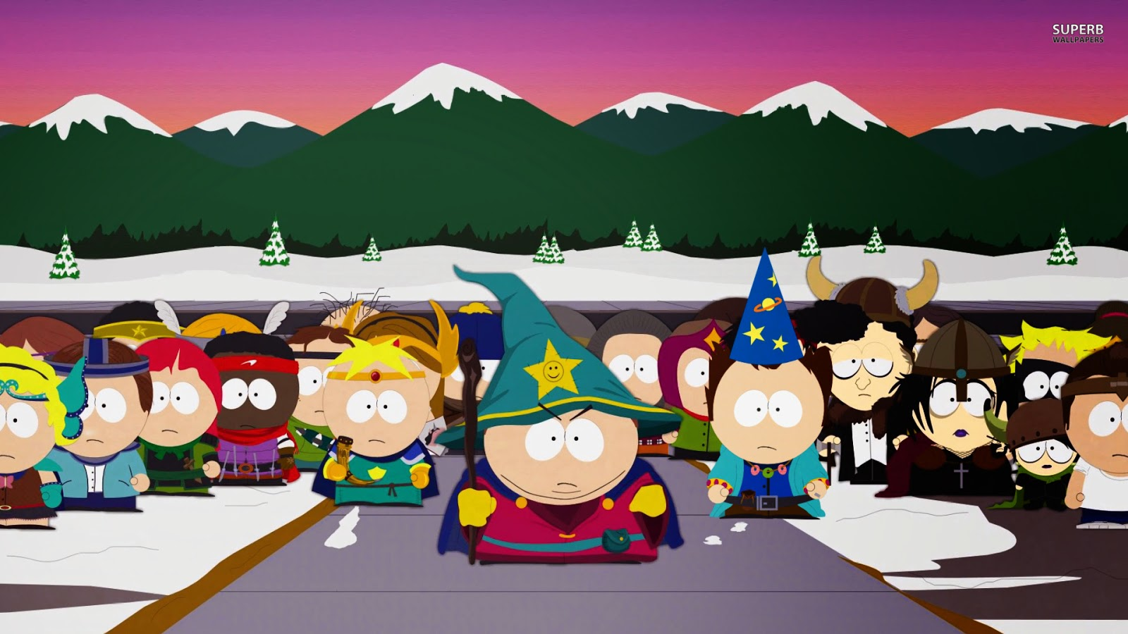 20 best south park wall paper - usa wallpaper