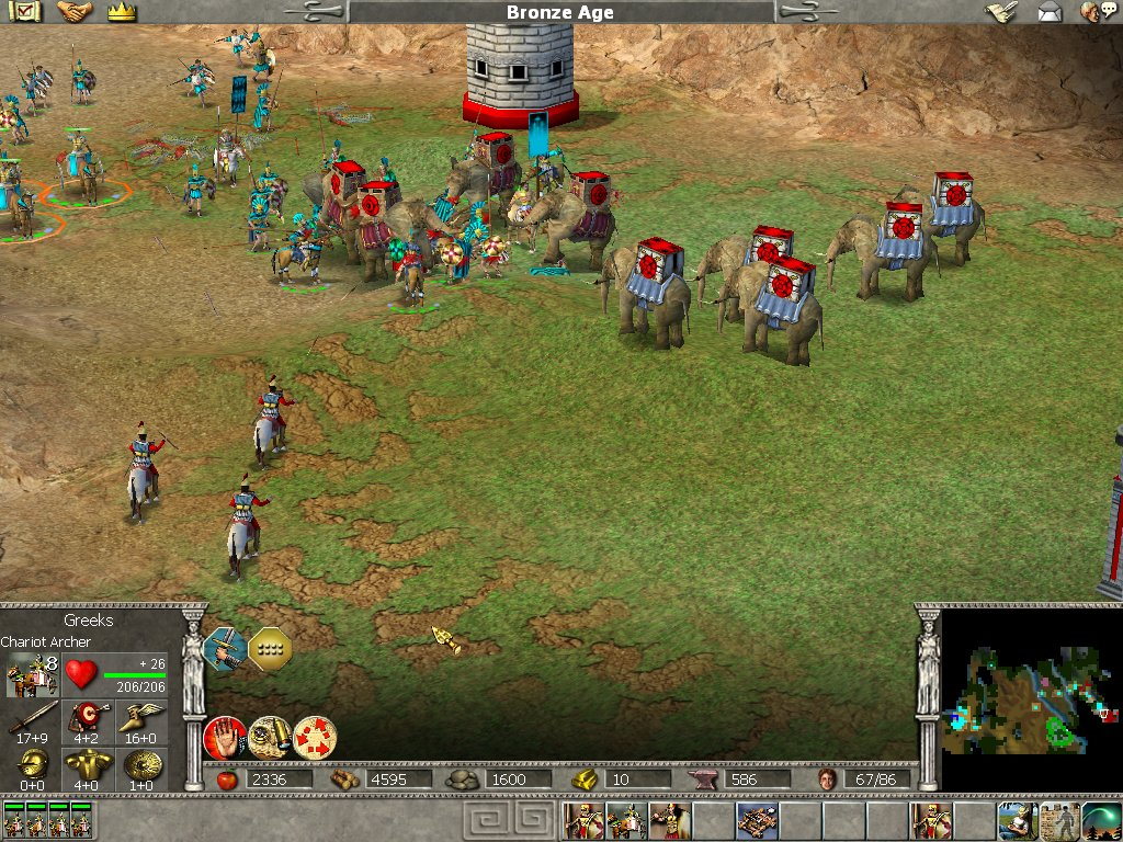 how to play empire earth 3