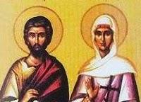 Szent Andronikosz és Junia