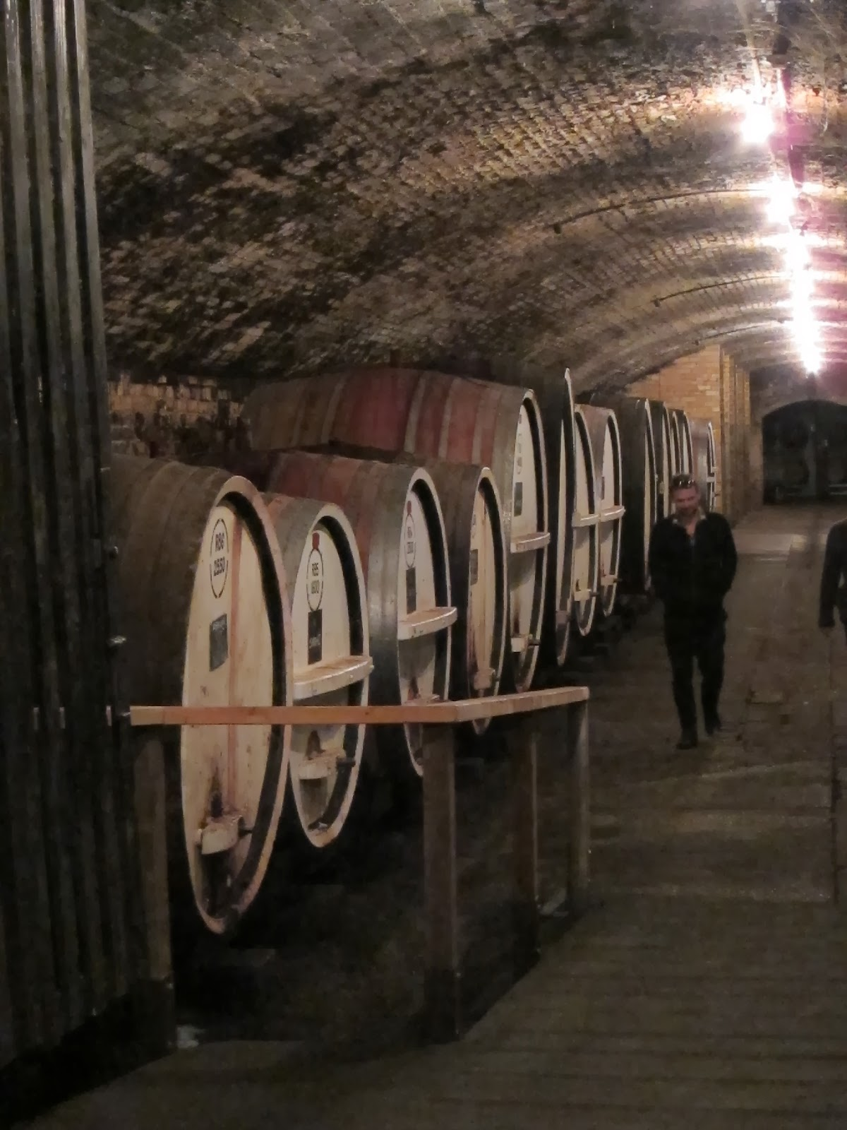 tahbilk winery underground cellar wine first family of wine