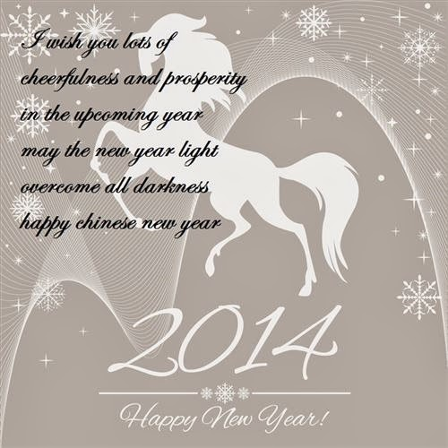 Meaning Chinese New Year Poems About Horse 2015