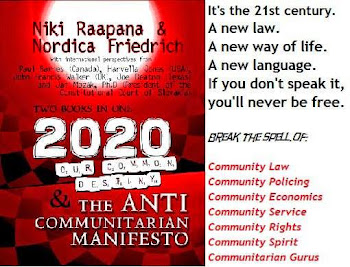 [click pic] 'Communitarianism...