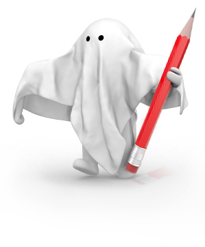 Ghost writers for hire