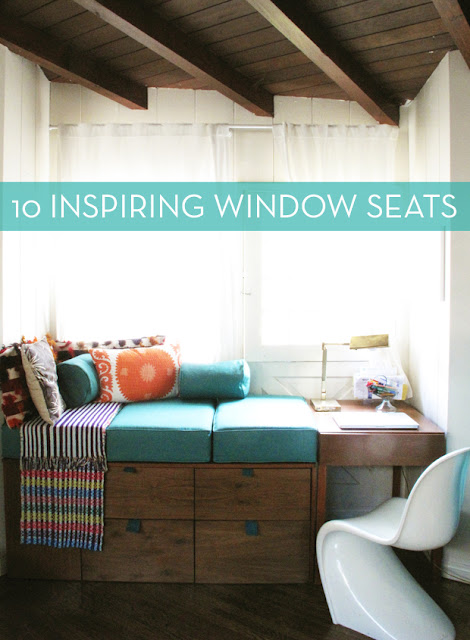 Design Fixation More Window Seat Inspiration