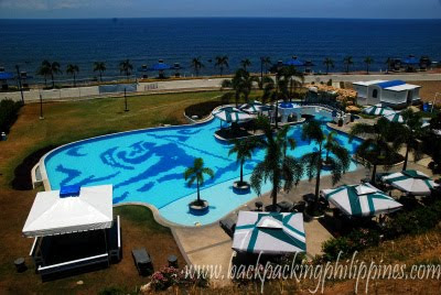 Backpacking Philippines And Asia La Union Thunderbird Resorts Poro Point Day Tour W O Entrance Fee