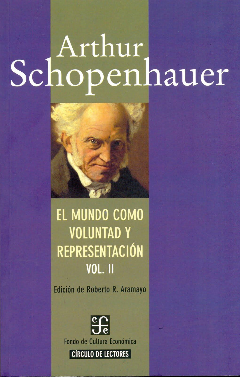 mundo%2Bcomo%2Bvoluntad%2By%2Brepresentacion El Mundo Como Voluntad Y Representacion   Arturo Schopenhauer