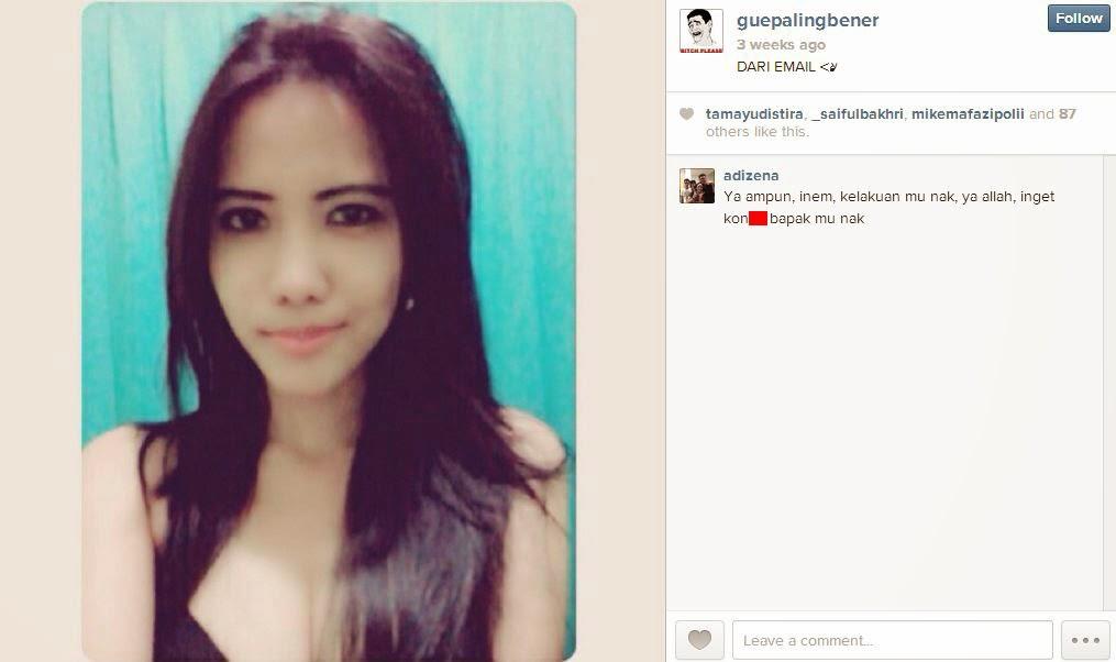 koleksi foto bugil cewek igo seksi di instagram suka mesum