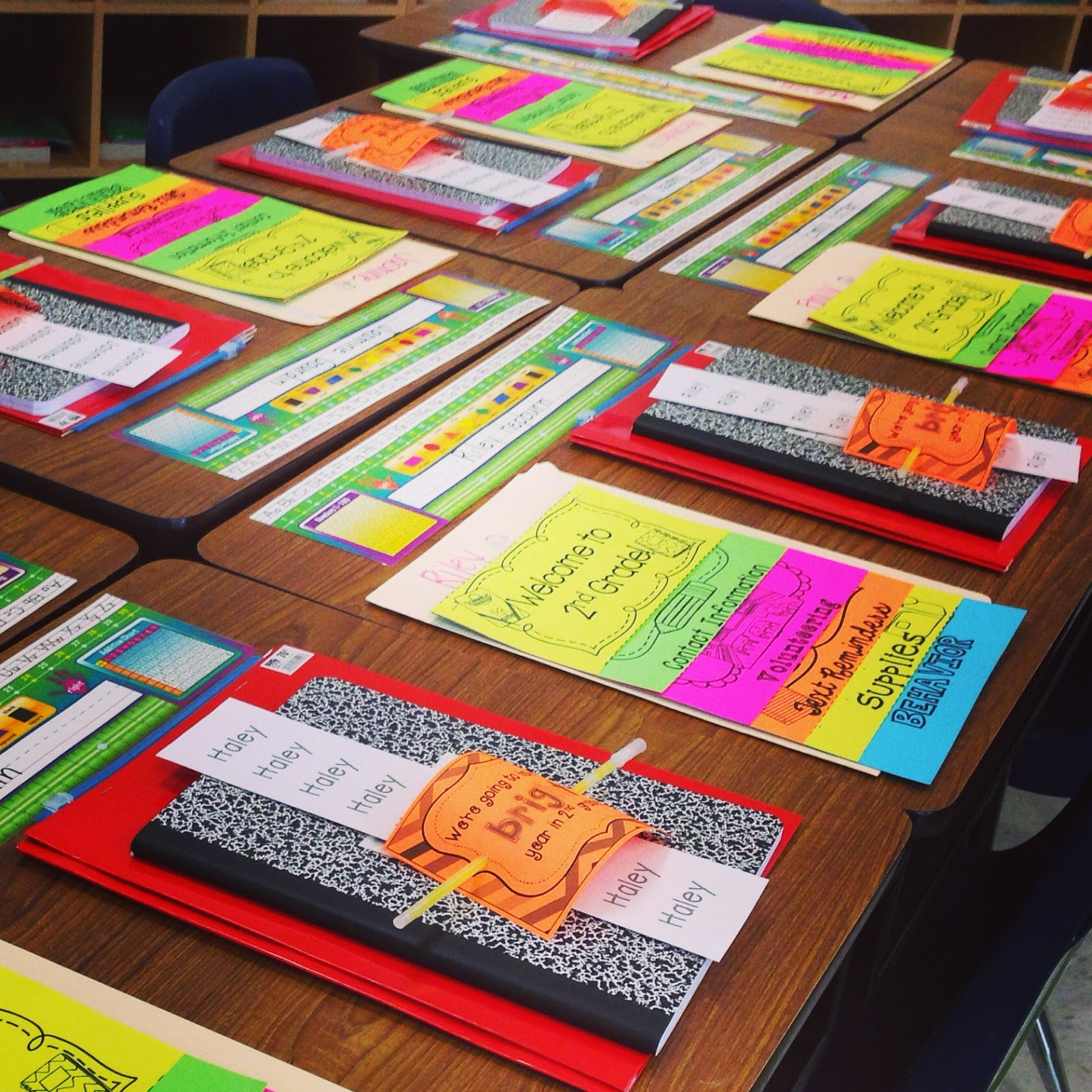 Classroom Ideas For Teachers ~ School and the city open house meet teacher night