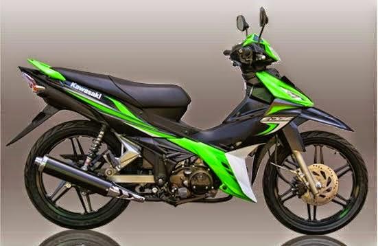 Kawasaki EDGE VR Green