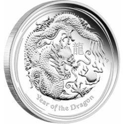 Silver Dragon Coin