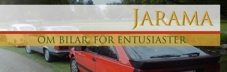Jarama - Om bilar, för entusiaster